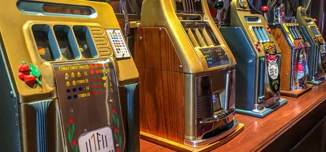More on Coin Slot Machines